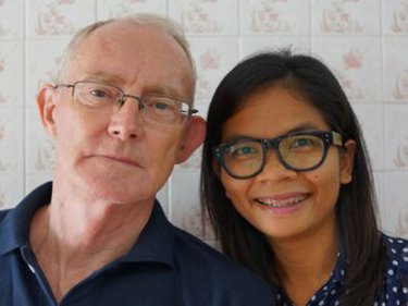 Media Freedom: Journalists Alan Morison and Chutima Sidasathian