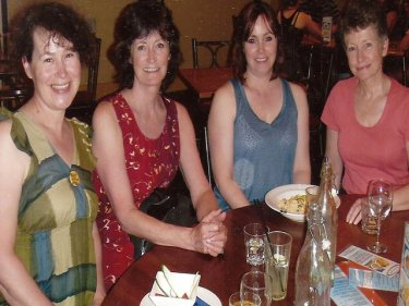 Sisters Jill, Cathy, Lisa and Jenny: Taking a stand against modern genocide