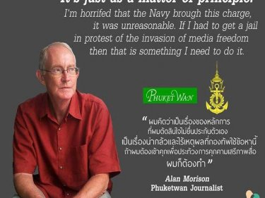 Thailand's Rohingya Abuses and Media Bashing Start in Burma, Says Phuket Editor