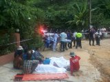 Three Young Women Killed as Retaining Wall Collapses on Workers at Phuket Construction Site