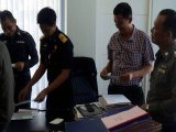 Phuket Taxi Task Force Raids Council Office in Search of Money Laundering Evidence