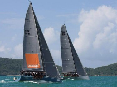 Foxy Lady VI leads IRC Racing I after Day One off Phuket's east coast