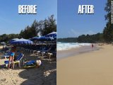 How the  Coup Saved Phuket Beaches