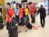 Emergency at Phuket Airport: Hoax Bomb Call Impedes Thai Football Team, Two Flights