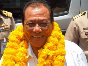 Former mayor Pian Keesin knows all about official corruption on Phuket