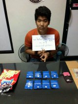 Phuket Police Nab Drugs Worth 184,000 Baht in Sting But Dealer 'Mr Tom' Skips