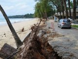 Bid to Save Surin With Wave Breaker