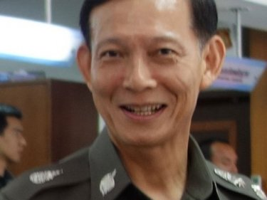 Major General Paween Pongsirin made swift arrests in murders probe