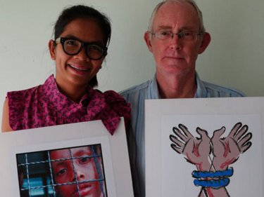 Chutima Sidasathian and Alan Morison: Judged guilty before their trial