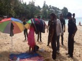 Angry Confrontation as Council at Phuket Beach Seizes Tourists' Umbrellas: Photo Special