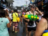 Patong Gets Wet as Phuket Welcomes Water Fest: Photo Special