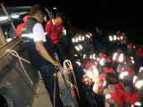Thai Marine Police Lift Off Hundreds from Disabled Ferry South of Phuket
