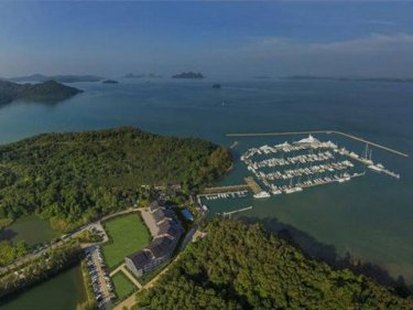 The Thailand Yacht Show will be held at Phuket's Ao Po Grand Marina