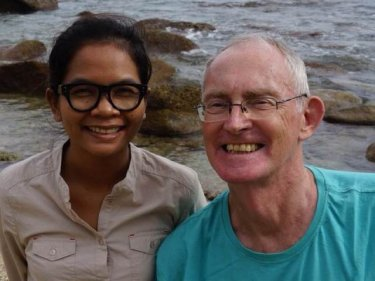 Chutima Sidasathian and Alan Morison: moving on from Phuket
