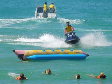 Jet-skis no longer operate under rules on Phuket's famous Patong beach