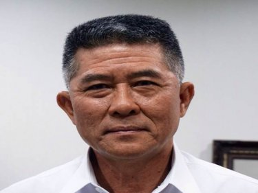 Phuket's Police Commander, Major General Teerapon Tipjalern