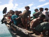 Will These Phuket Boat Children End Up For Sale by Human Traffickers?