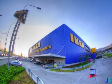 Ikea's Bangkok store: Phuket will gain Asia's first Pickup and Order Point